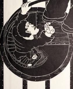 1974 Under däck