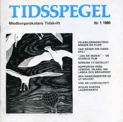 1980 Tidspegeln