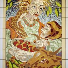 2001 Mosaiken