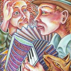 2003 Dragspel för dej