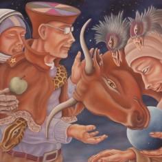 Konstnär Peller Engman - Universiell