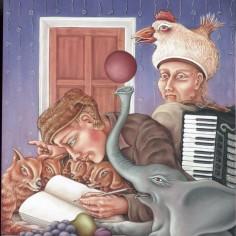 Konstnär Peller Engman - Boken